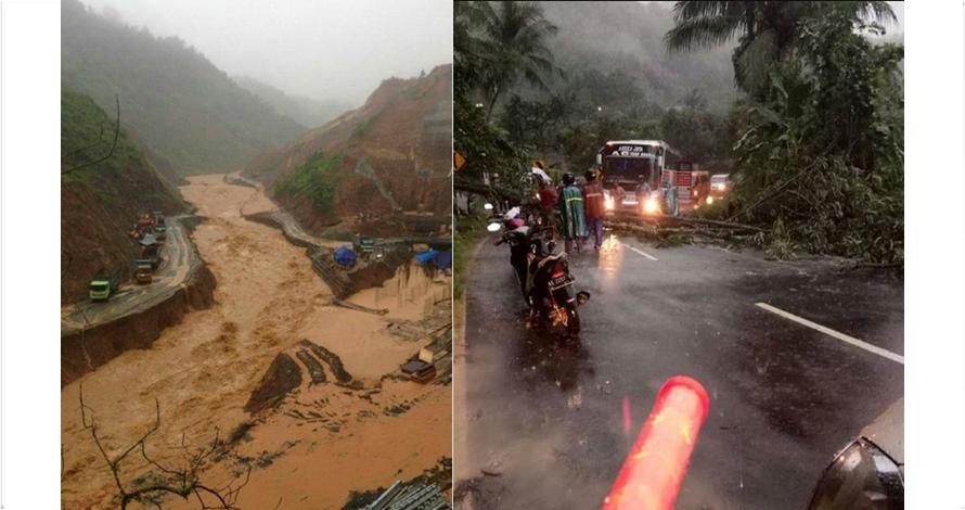Siklon Tropis Cempaka mereda kini muncul Dahlia, warga diminta waspada