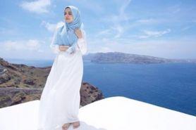 Ini prediksi tren hijab 2018 menurut Zaskia Sungkar