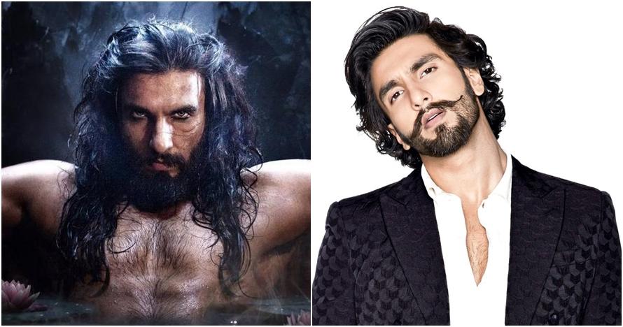 5 Fakta Ranveer Singh, mental terguncang usai syuting film Padmavati