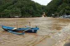 Potret kondisi terkini 6 pantai di Jogja pasca Siklon Cempaka