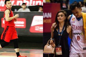 9 Potret kilas balik aksi Wijin pacar Agnez Mo di lapangan basket