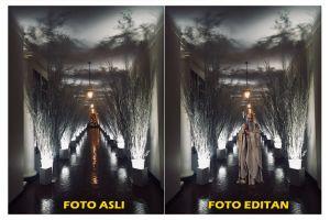 14 Foto editan dekorasi Natal Gedung Putih dari warganet, ada-ada aja
