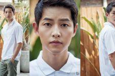 Ini perubahan mengejutkan Song Joong-ki setelah menikah