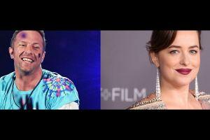4 Momen saat Dakota Johnson kepergok jalan bareng Chris Martin