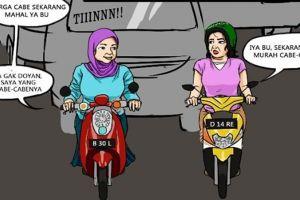 4 Komik kejadian menyebalkan di jalanan, bikin ikutan kesel