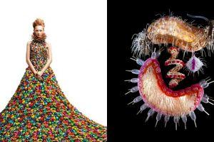 10 Karya unik dan kreatif dari balon, bisa jadi dress lho