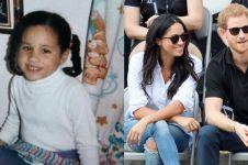 10 Transformasi calon istri Pangeran Harry, sudah cantik sejak kecil
