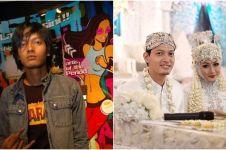 10 Foto transformasi Fedi Nuril, dulu badboy anak band kini hot papa