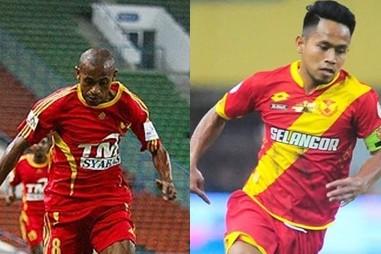Sebelum Evan Dimas, 10 pemain Indonesia ini merumput di Malaysia