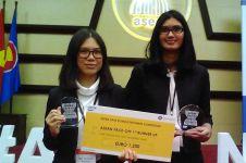 2 Mahasiswi Indonesia raih runner up ASEAN data science explorer