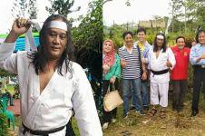 22 Tahun berlalu, ini 6 momen reuni pemain dan kru film Wiro Sableng