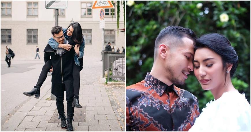 Dulu gonta-ganti pacar, ini 10 foto romantis Tyas Mirasih dan suami