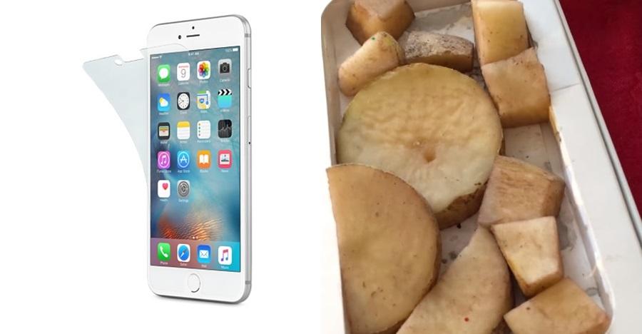 Beli iPhone di toko online, wanita ini malah dapat potongan kentang