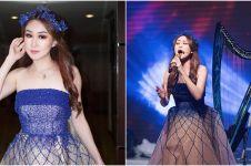 10 Foto Angela July, hot mama yang jadi finalis Asia's Got Talent