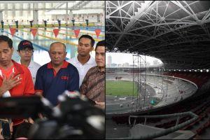 5 Potret venue Asian Games yang direnovasi, GBK paling sita perhatian