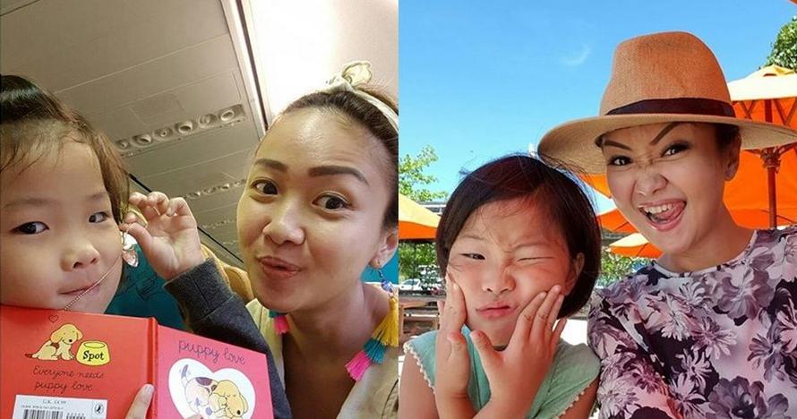 6 Bulan bolak-balik Jakarta-Bali, Cici Panda galau karier & anak