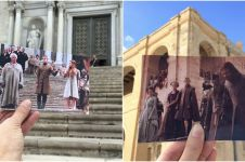 15 Lokasi adegan Game of Thrones di dunia nyata, aslinya kece banget