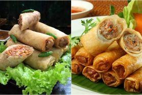 6 Negara ini ternyata juga punya kuliner lumpia seperti Indonesia