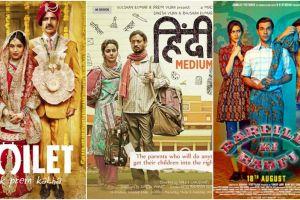 Meski biaya rendah, 7 film Bollywood tahun 2017 ini justru laris manis