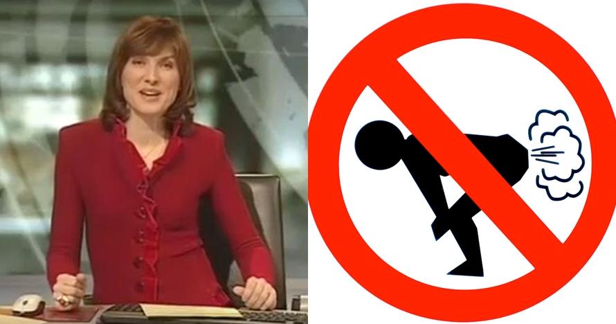 5 Insiden kentut di siaran langsung TV, malunya nggak tertahan lagi