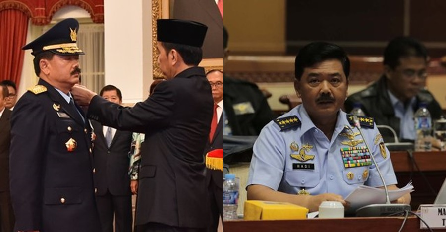 5 Fakta menarik di balik pemilihan Hadi Tjahjanto jadi panglima TNI