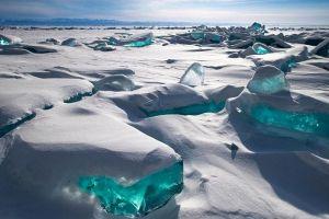 10 Fenomena musim dingin ini bukti alam juga seniman hebat, keren abis
