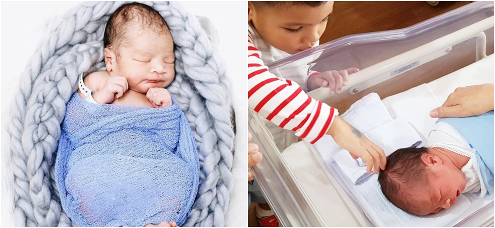 5 Foto imutnya Kai Attar anak Titi Kamal, mirip banget sama Tian