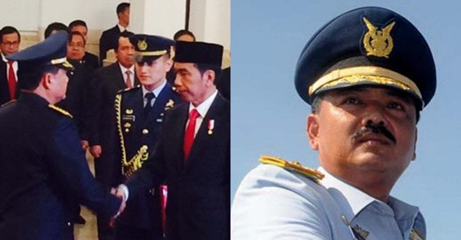 5 Bukti Marsekal Hadi punya kedekatan dengan Presiden Jokowi