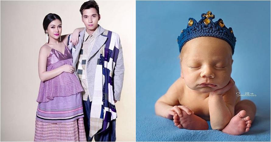 7 Gaya pemotretan Baby Cio anak Stefan William dan Celine Evangelista