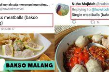 10 Nama makanan Indonesia diartikan ke Bahasa Inggris, hasilnya kocak!