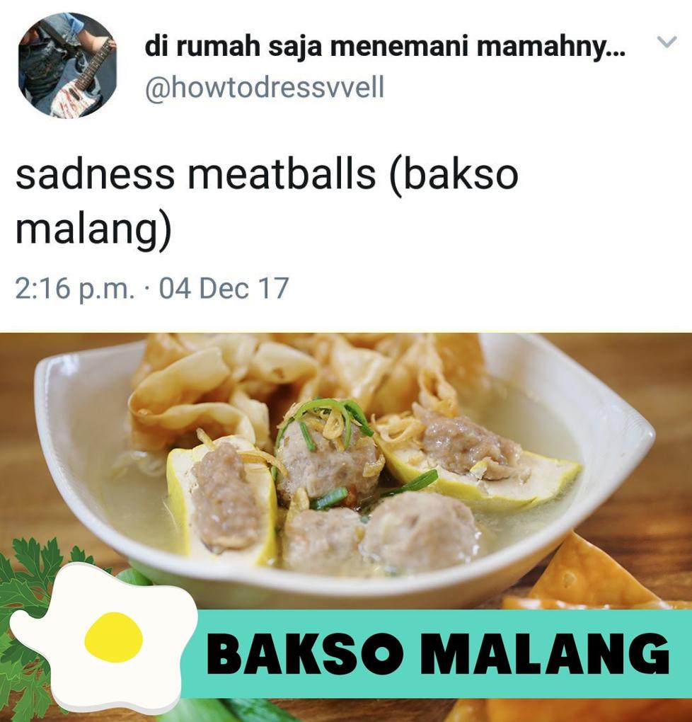 10 Nama Makanan Indonesia Diartikan Ke Bahasa Inggris Hasilnya K