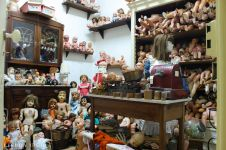 Intip rumah sakit boneka tertua di dunia yang eksis hingga kini