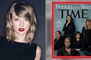 Masuk cover edisi khusus majalah TIME, Taylor Swift jadi sorotan