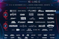Djakarta Warehouse Project 2017 siap memanjakan pencinta musik EDM
