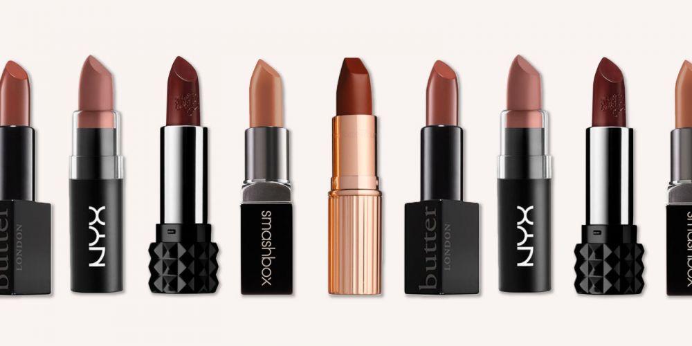 warna lipstik sawo matang © 2017 brilio.net