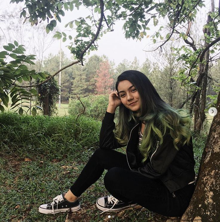 10 Potret Ersya Aurelia © 2017 Instagram