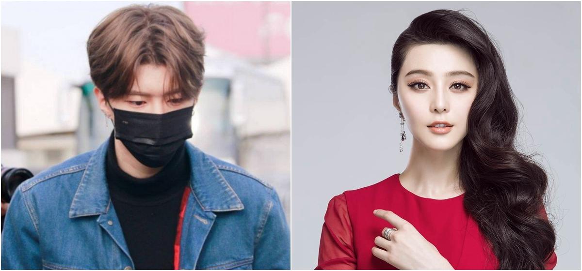 6 Potret ganteng adik aktris Fan Bingbing yang bakal jadi idol K-Pop