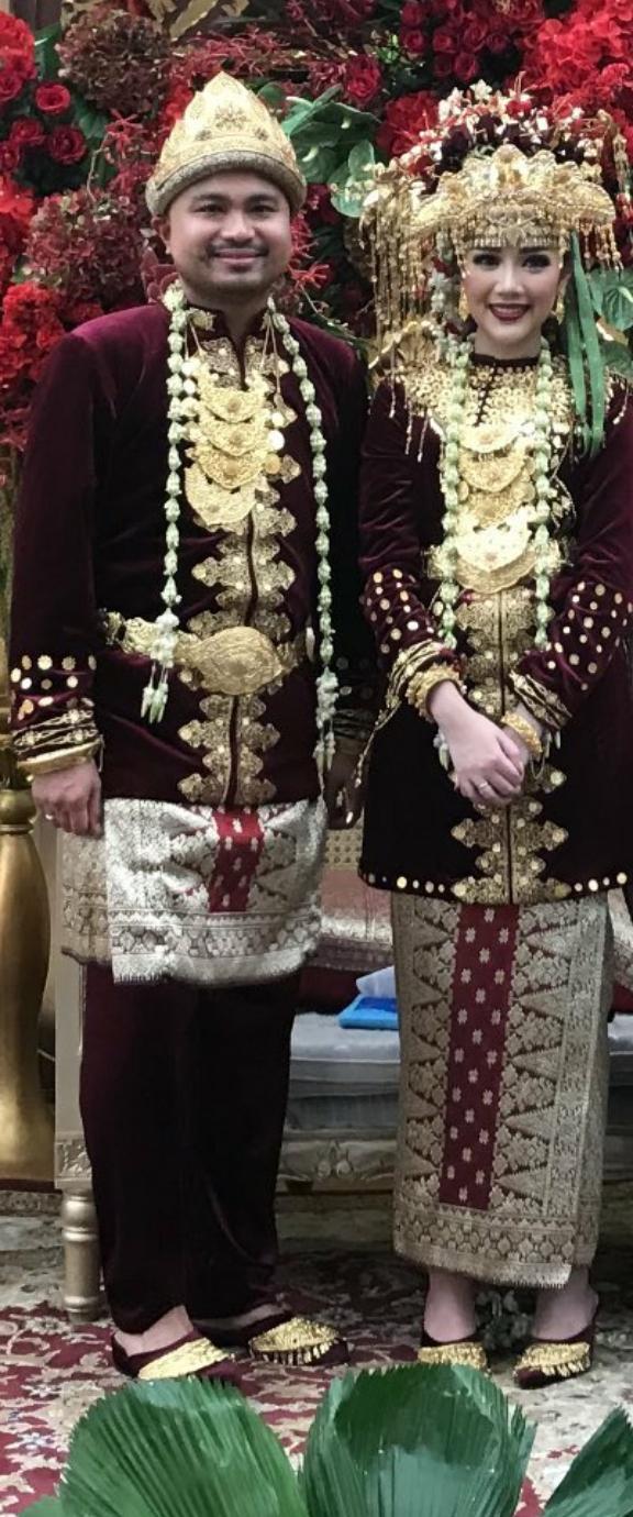 afif nurma nikah © 2017 brilio.net