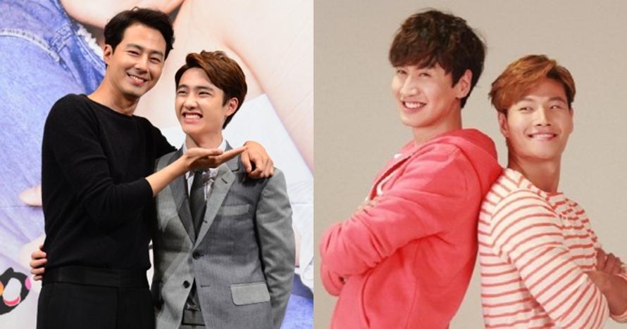 Beda usia jauh, 8 pasangan seleb K-Pop ini dijuluki friendship goals