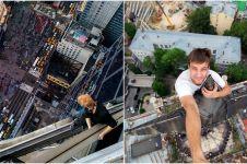 Selain Wu Yongning, ini 10 penggila selfie ekstrem yang bikin ngeri