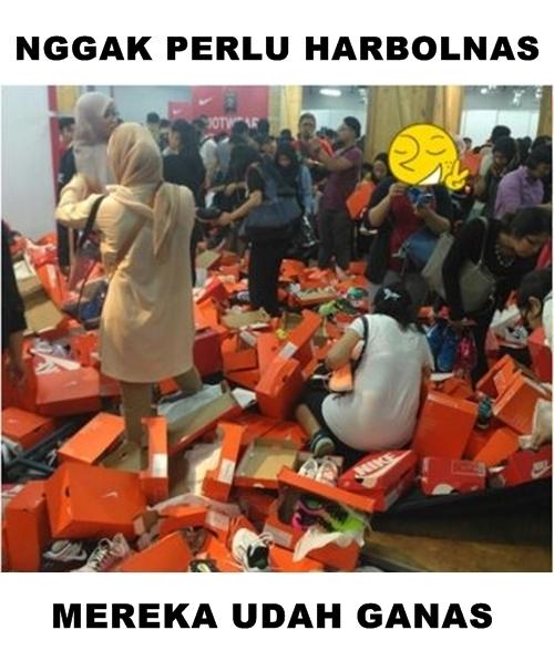 meme harbolnas ini lucunya bikin lupa kalau kantong udah jebol © 2017 berbagai sumber