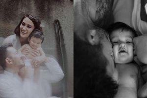 10 Potret kehangatan keluarga Rio Dewanto usai dikaruniai buah hati