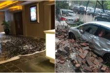 8 Potret dampak banjir Jakarta, bioskop dan mal ikut tergenang