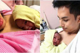 Rachel Vennya melahirkan, nama anaknya unik banget