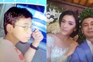 10 Foto transformasi Raditya Dika, kecilnya kelihatan serius banget