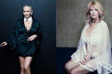 6 Model Playboy 60-70an ini lakukan pemotretan ulang, masih seksi aja!