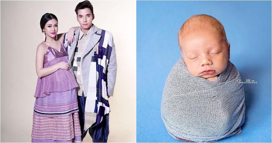 5 Momen lucunya Baby Cio, anak Stefan & Celine yang menggemaskan