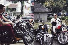 7 Komedian Tanah Air ini koleksi motor gede, ada yang punya empat
