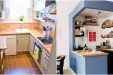 8 Cara desain dapur minimalis tapi nyaman, bikin makin rajin memasak