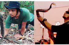 Anak SMA tewas digigit kobra peliharaannya, ini kata Panji Petualang